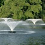 Sokoloff Environnement spécialiste fontaines et aérateurs de bassin