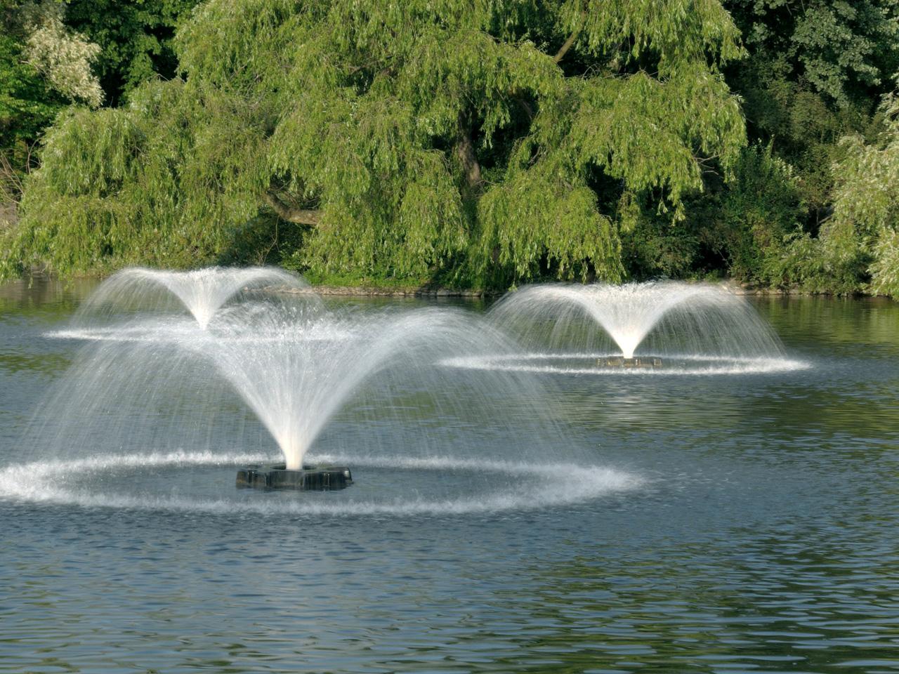 Fontaines et a rateurs sokoloff environnement for Modele fontaine de jardin